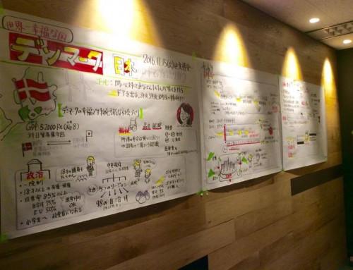 世界一幸福な国デンマークから、日本のロードマップを語り合う